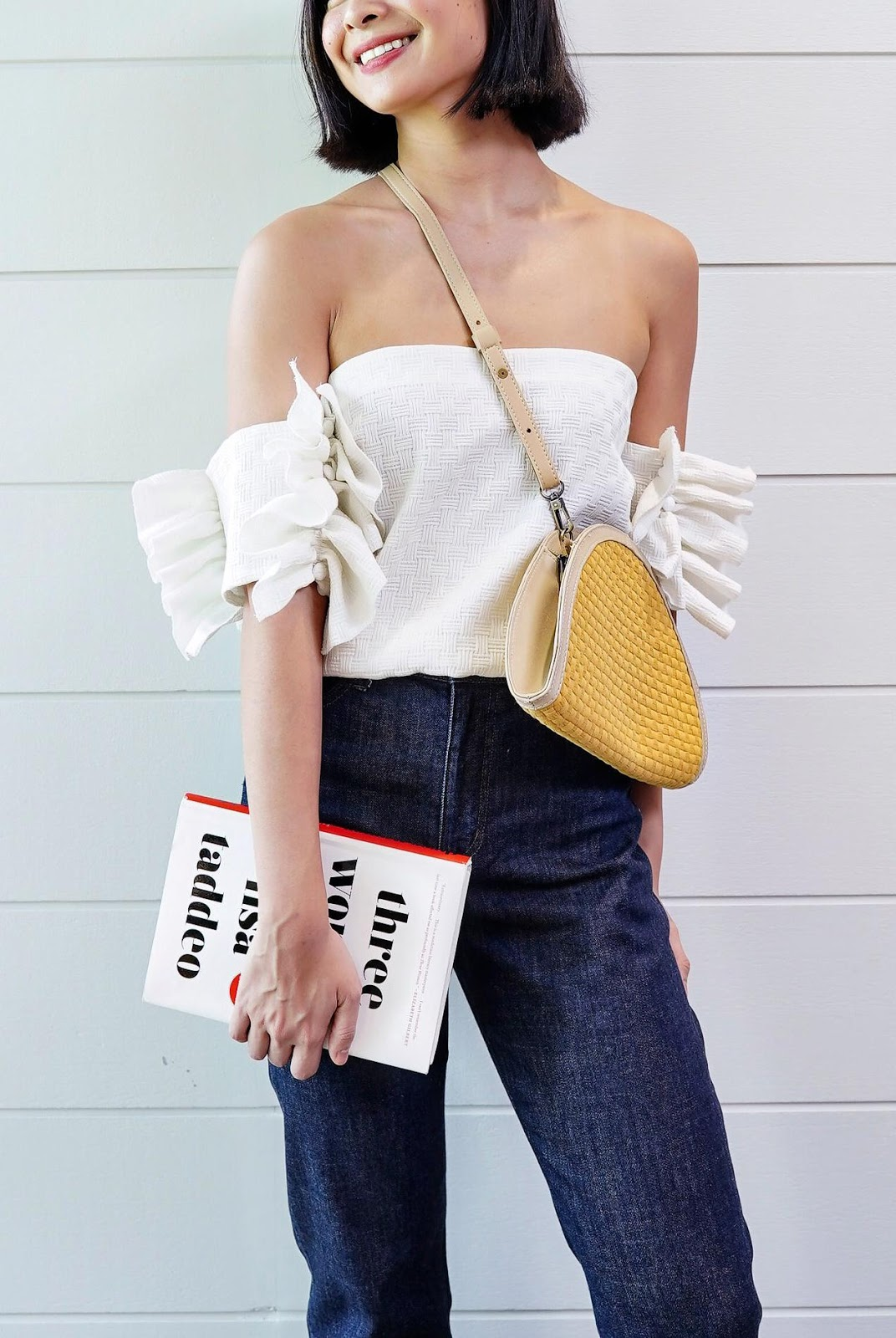Oh, the places you'll go with your Rockwellist Clutch!