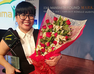 ABS-CBN's Borlongan named Young Market Master awardee