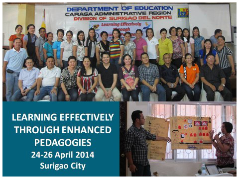 Learning Effectively through Enhanced Pedagogies (LEEP) Training Program