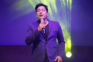 Martin Nievera delivers a powerful performance