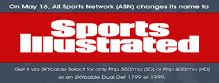 ASN Rebrand to Sports Illustrated
