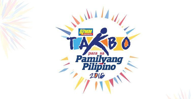 DZMM Takbo 2016: Families all set to run for education