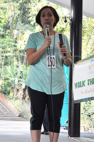 OML Center's Marianne Quebral