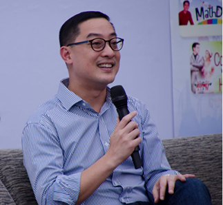 CLK holds 'Kuwentuhan with Carlo' session with SKY employees