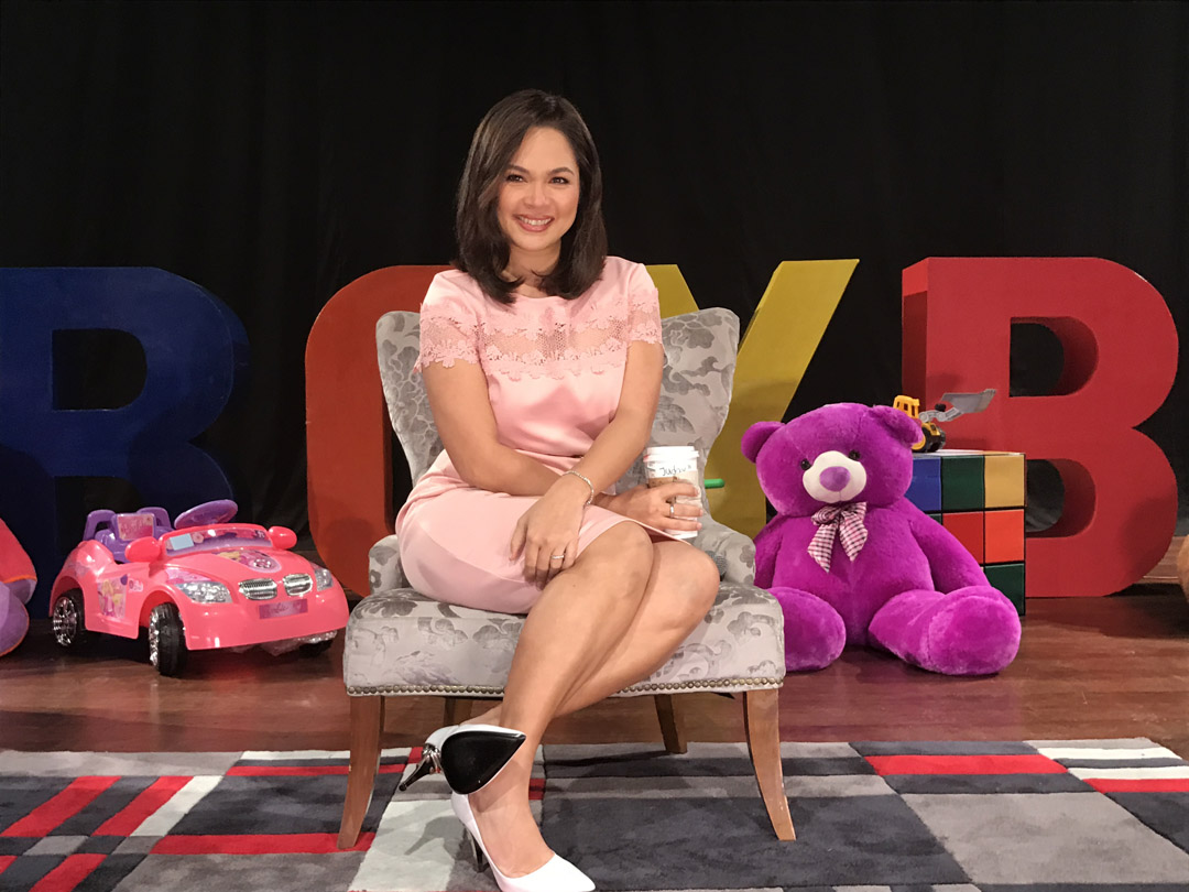"Judy Ann Santos-Agoncillo returns to television as ABS-CBN brings back ""Bet on Your Baby."""
