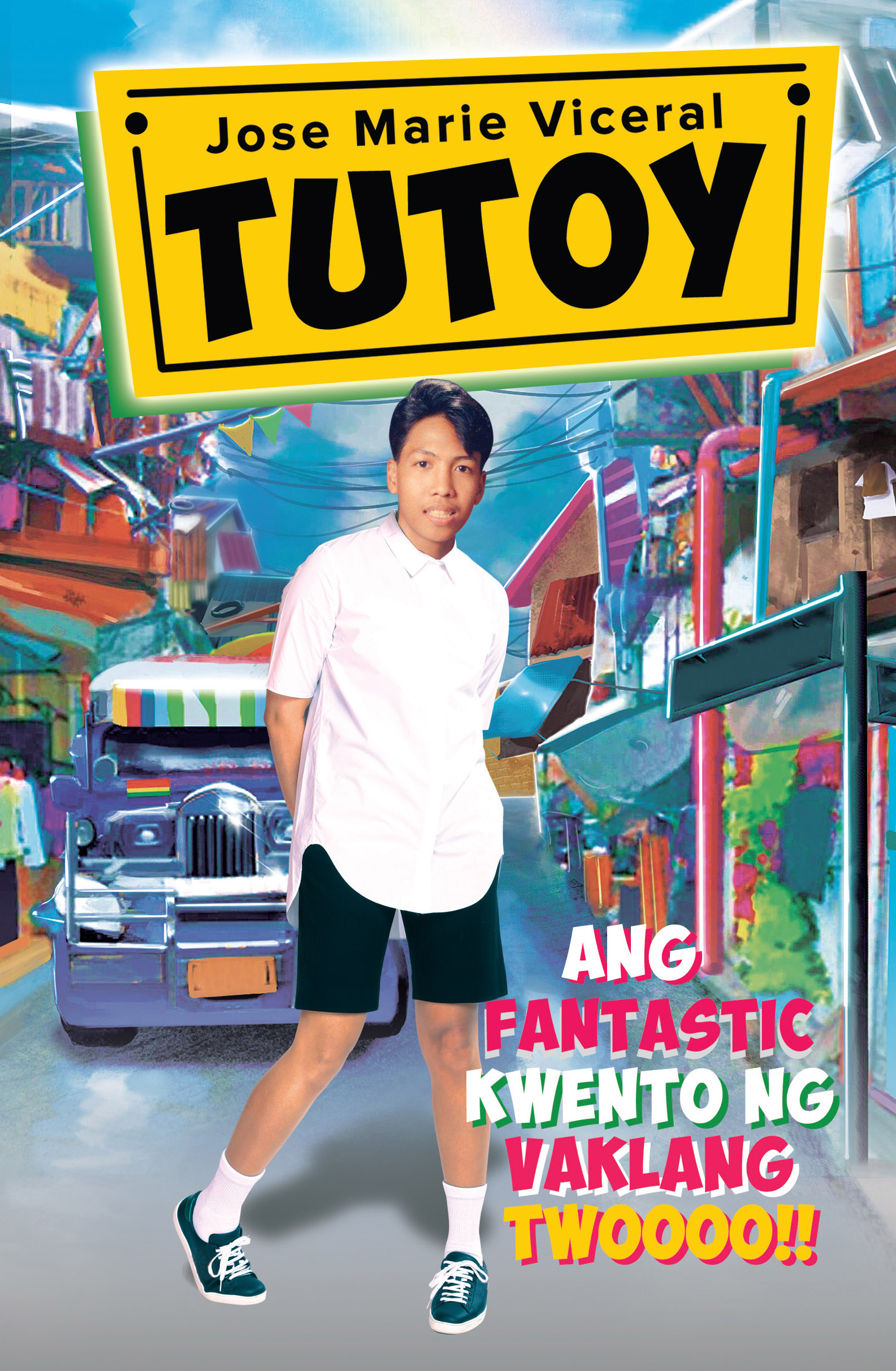 Tutoy Cover