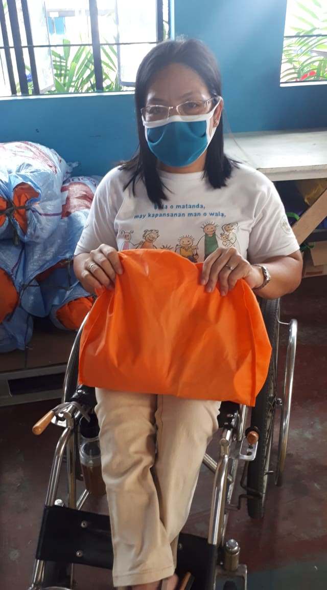 Stepping up to help PWDs
