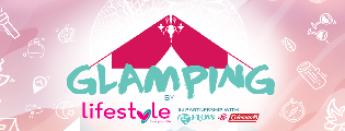 Experience glamorous camping this long weekend with Lifestyle