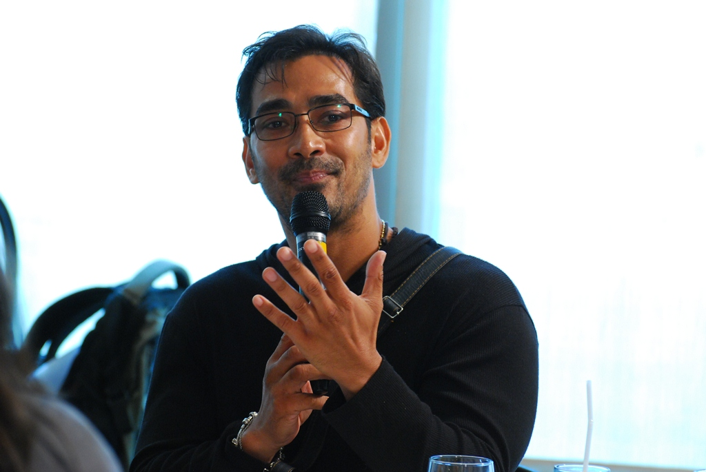 Raymond Bagatsing is part of Sari Dalenas Dahling Nick in the Cinema One Originals 2015 festival