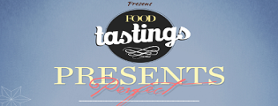 "Learn Holiday Recipes from Top Chefs at ""Food Tastings"""