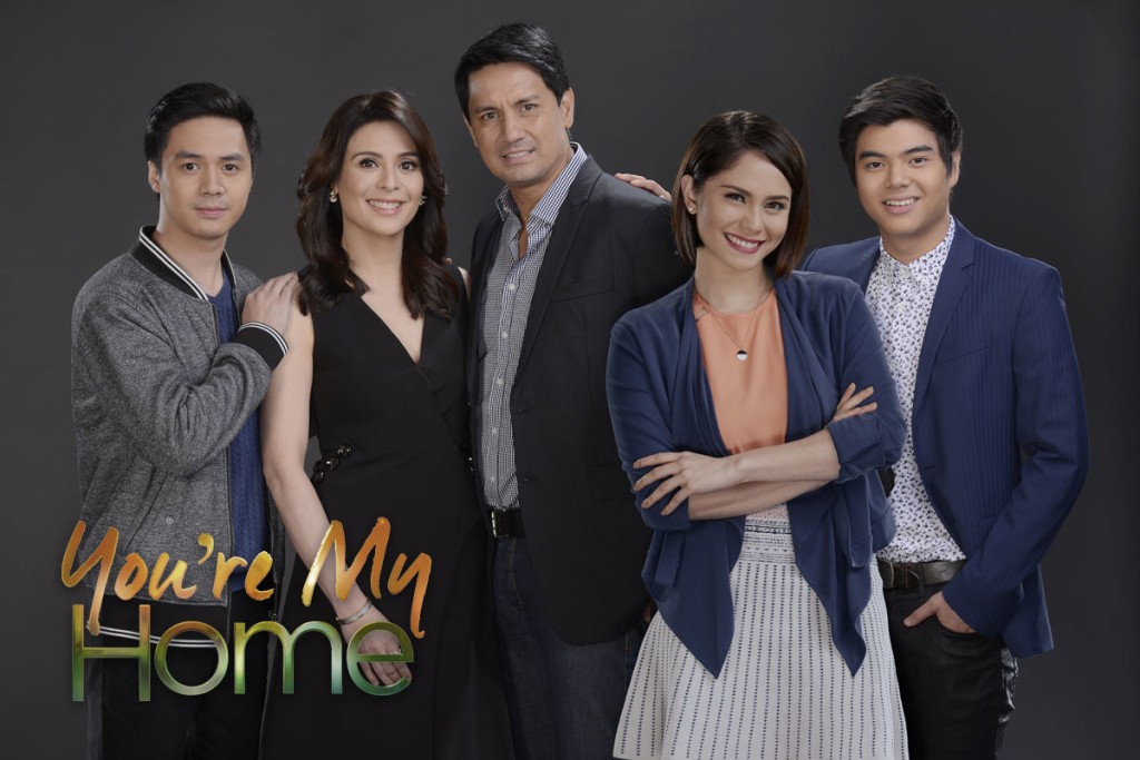 'You're My Home' underscores importance of family