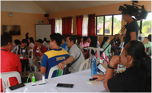 Palawan students get citizen journalism training