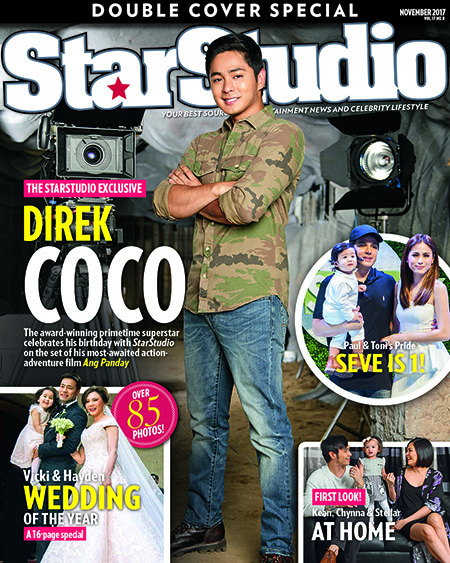 Star Studio Cover November