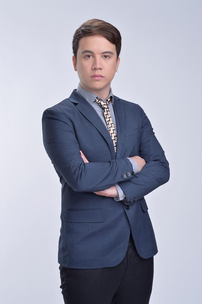 Arjo Atayde as Raymond