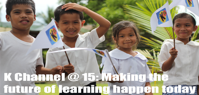Knowledge Channel at 15: Making the future of learning happen today