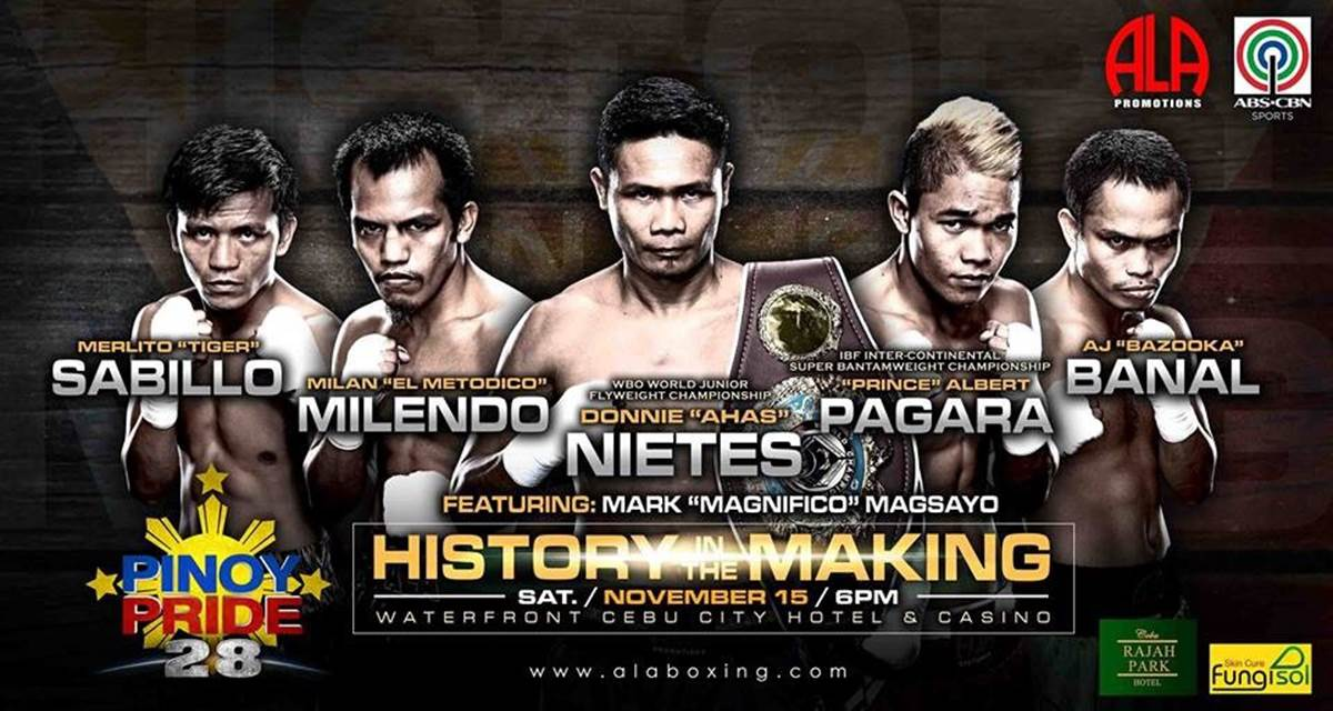 Pinoy Pride 28: History in the Making, Live & Commercial-Free on SKY PAY-PER-VIEW