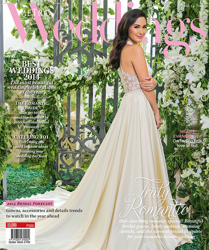 "Metro Weddings celebrates love with its ""Best Weddings 2014"" issue"