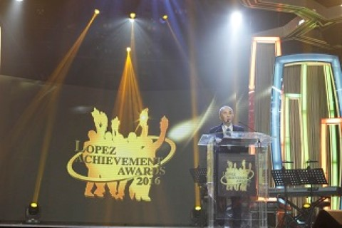 Lopez Group chairman emeritus Oscar M. Lopez