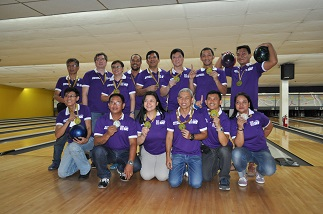 Business Excellence bowlers dominate Lopez Group tourney