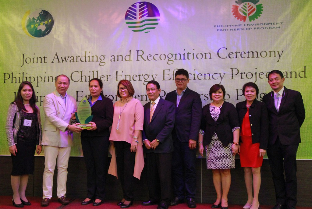 EDC's Tongonan plant is lone recipient of DENR's seal of approval