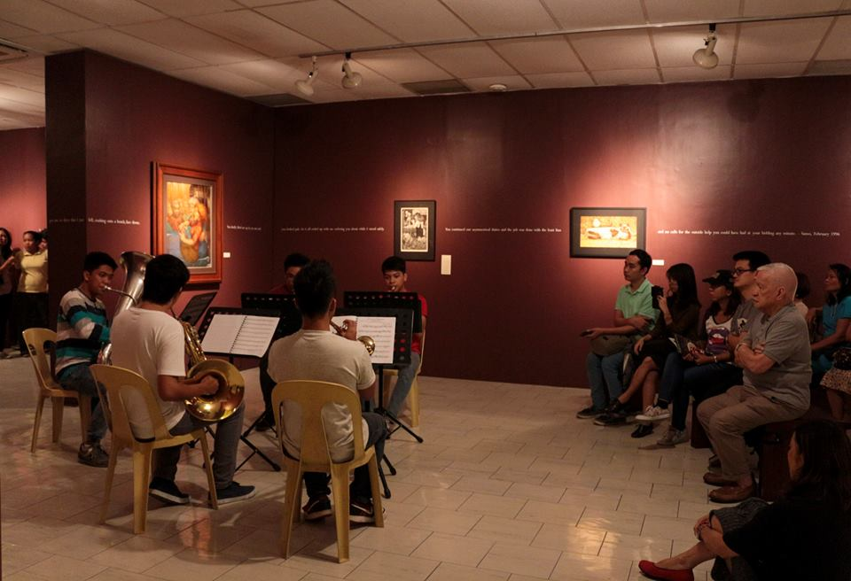Art, music come together in Museums and Galleries Month