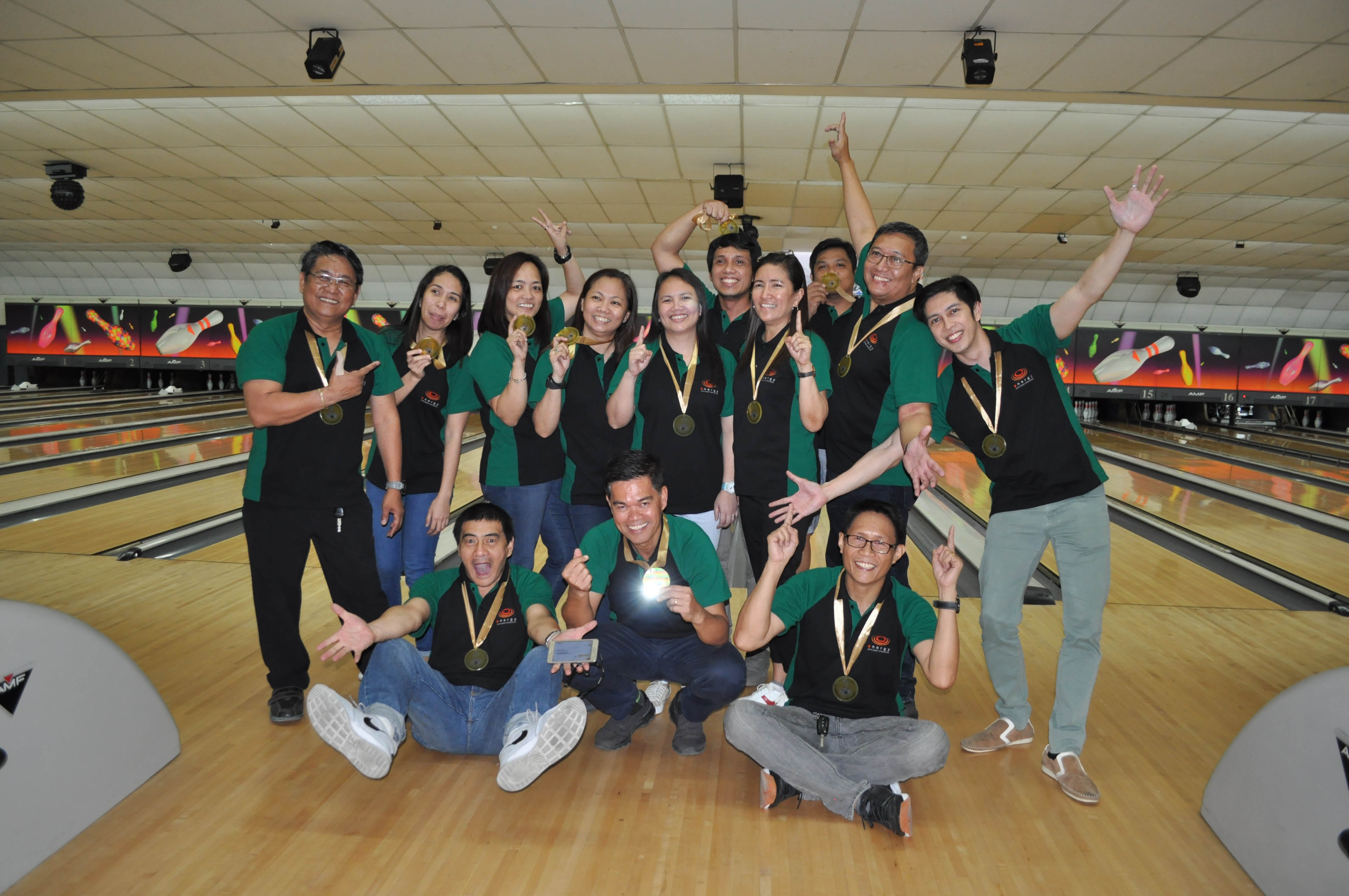 EDC-led squad rules Lopez Group bowling tourney