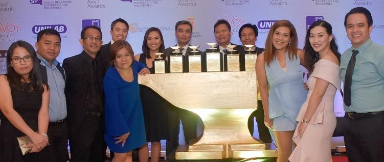 EDC nabs top honors in 54th Anvil Awards