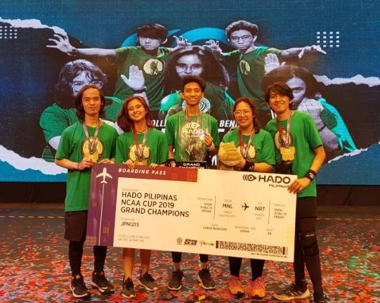 CSB team to represent PH in HADO World Cup