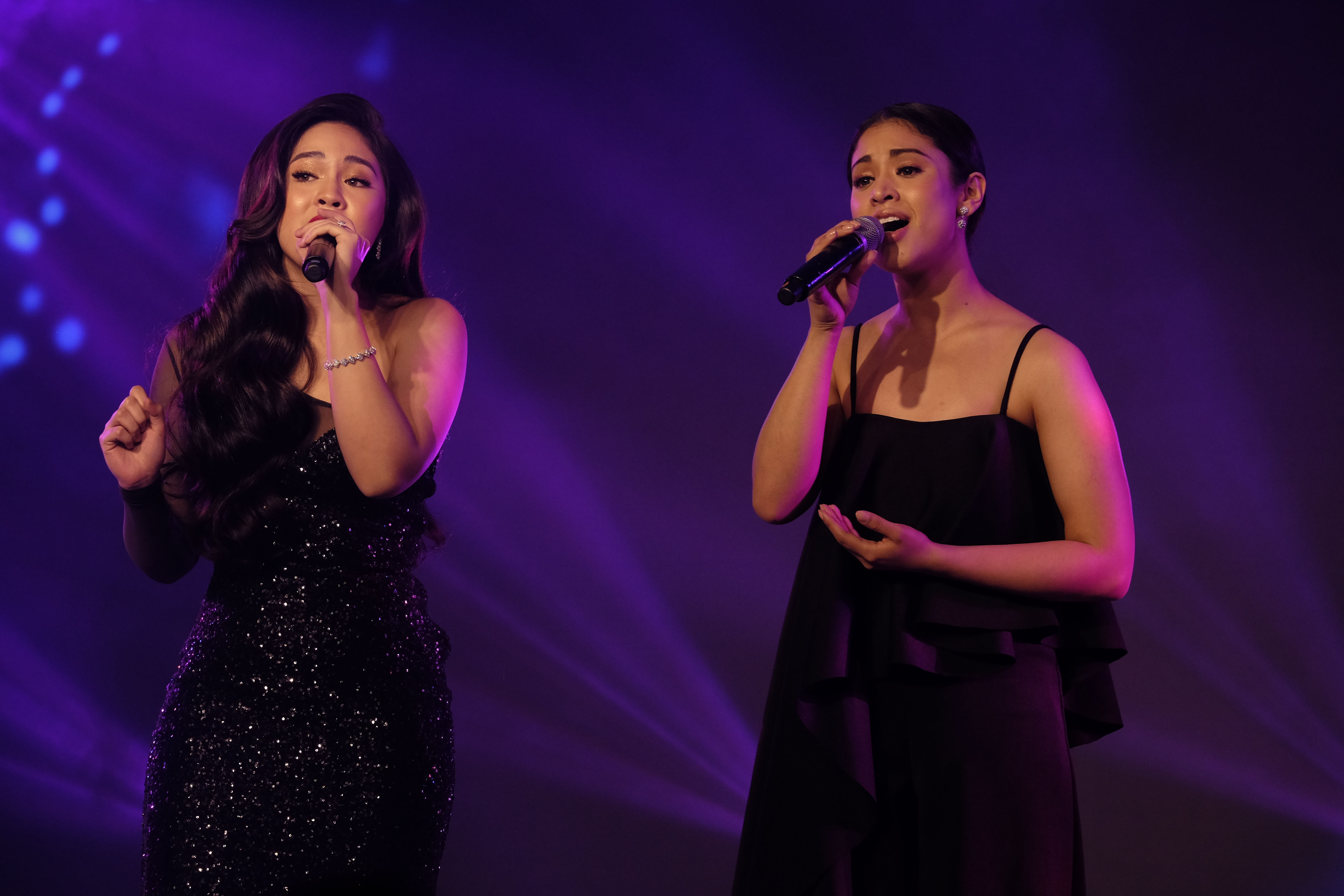 Janella Salvador and K-La Rivera