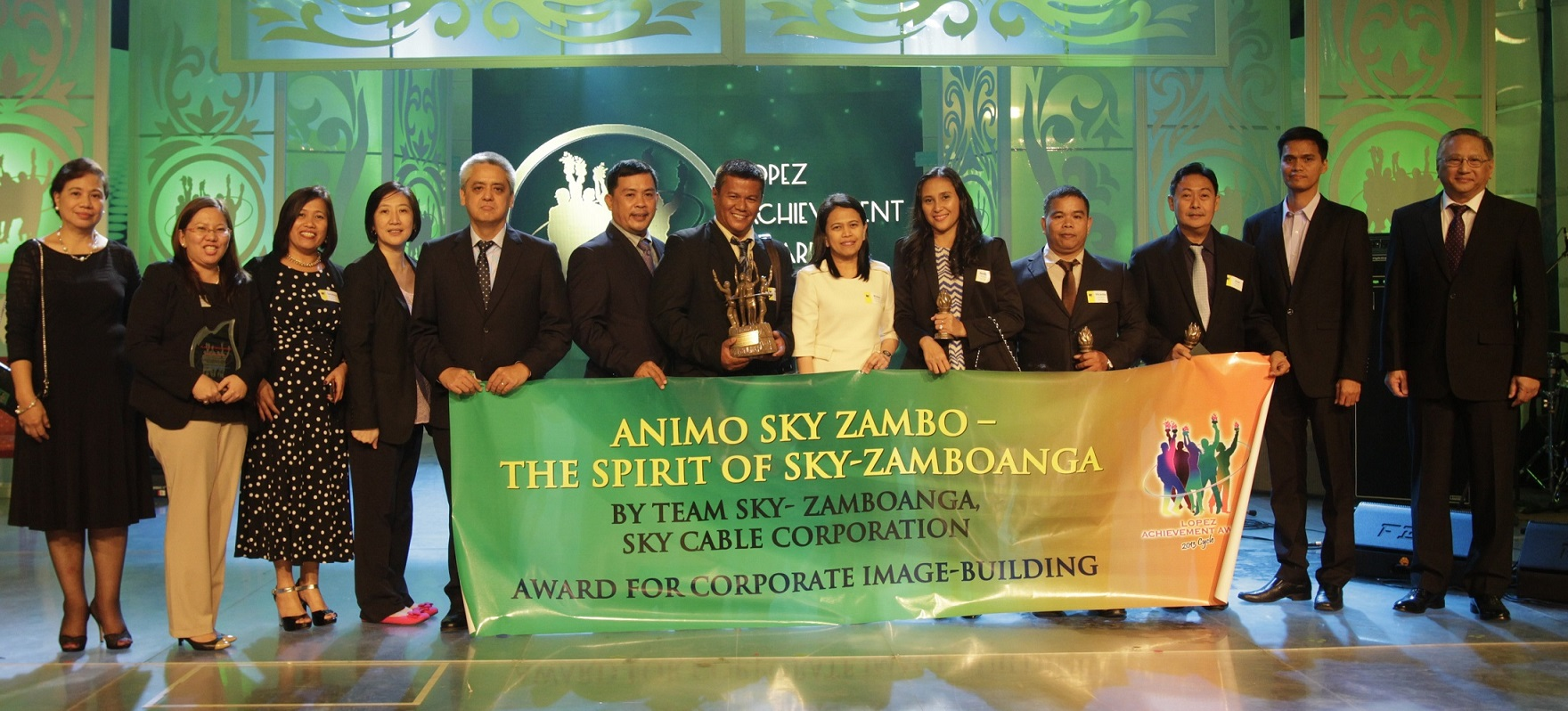 "ABS-CBN's ""Animo SKY Zambo: The Spirit of SKY-Zamboanga"" (Corporate Image Building)"