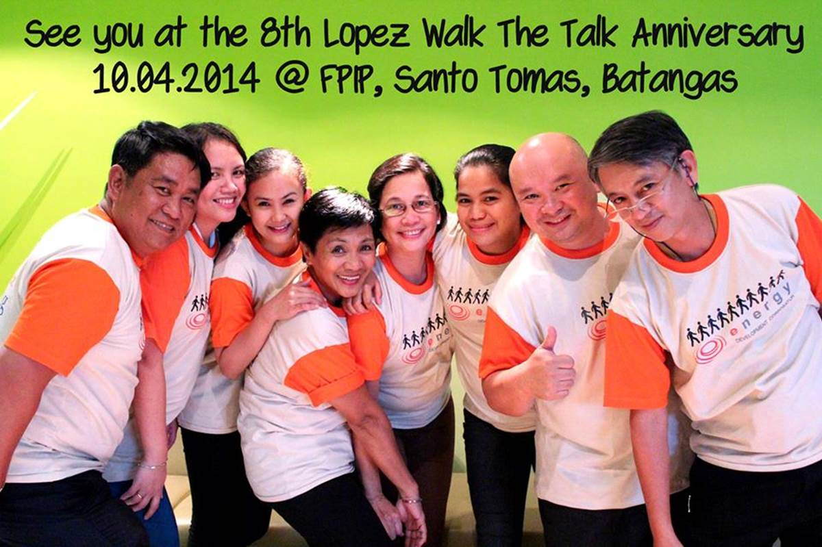 Prizes await participants on Walk the Talk's 8th anniversary on Oct. 4