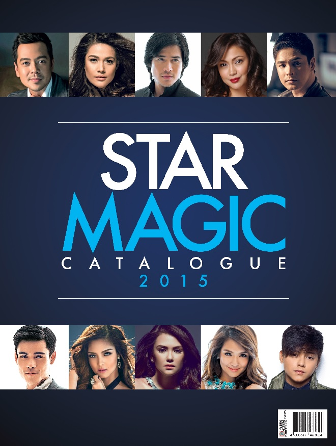 Star Magic goes 'dark and light' in lookbook