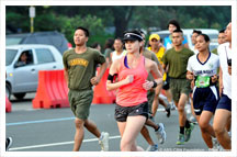 Anne Curtis runs the 'One Run One Philippines' (photo by ABS-CBN Foundation-Clark Vinoya)