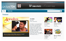 The iWantv! site gets as many as 42 million views monthly