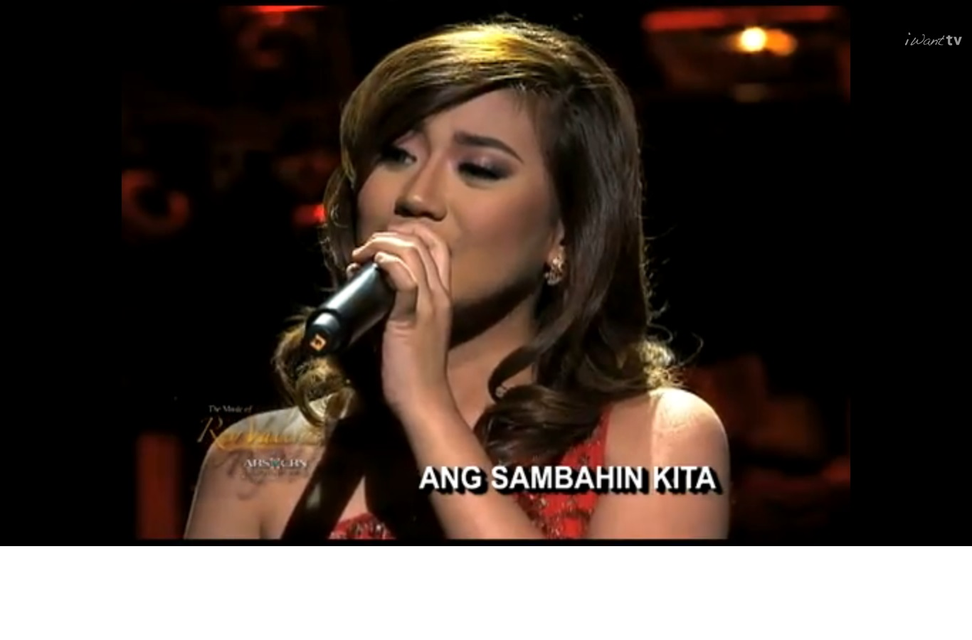 "ABS-CBN's TOP PERFORMERS SING REY VALERA'S ""SOUNDTRACK NG BUHAY MO"" ON ABS-CBNmobile"