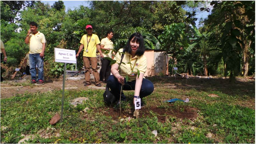 Agnes de Jesus: Planting the seeds of sustainability
