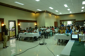 Participants from the Leyte Geothermal Business Unit host communities, local government units and government agencies