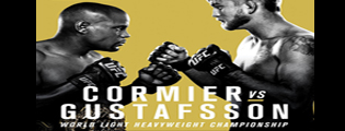 Balls channel presents UFC 192: Cormier vs Gustafsson