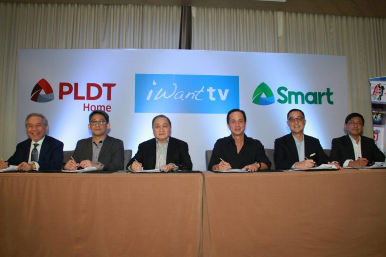 iWant TV widens reach with PLDT, Smart partnership
