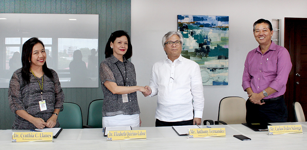 First Balfour signs MOA with TIP