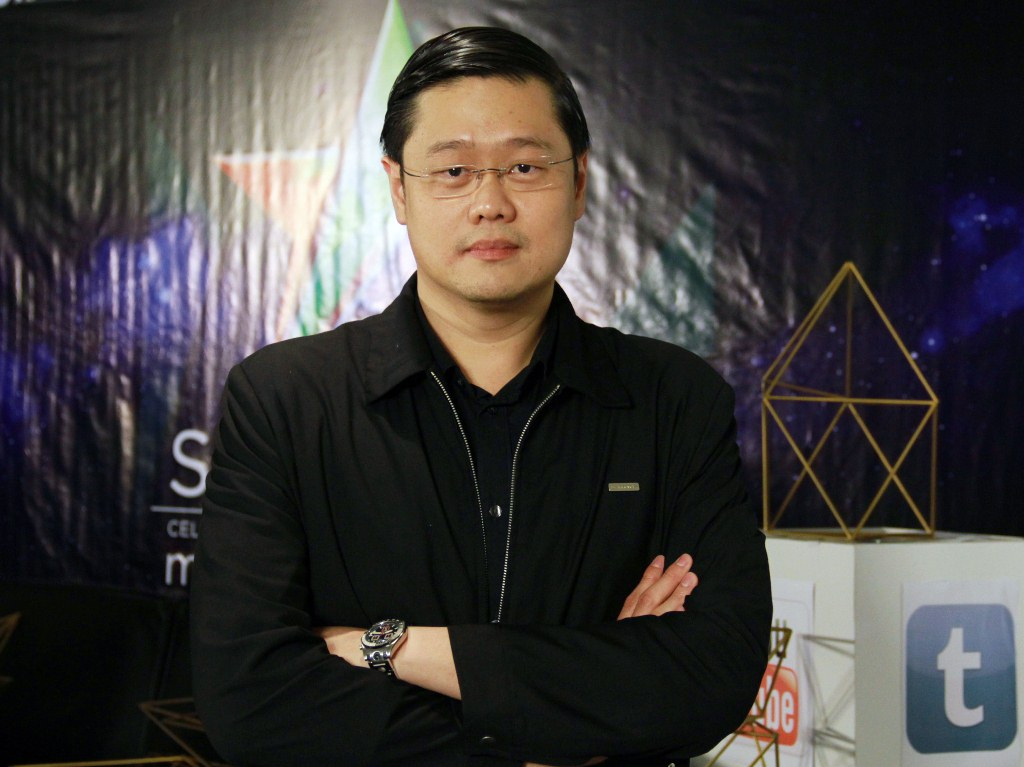 Donald Lim: Chief of disruption
