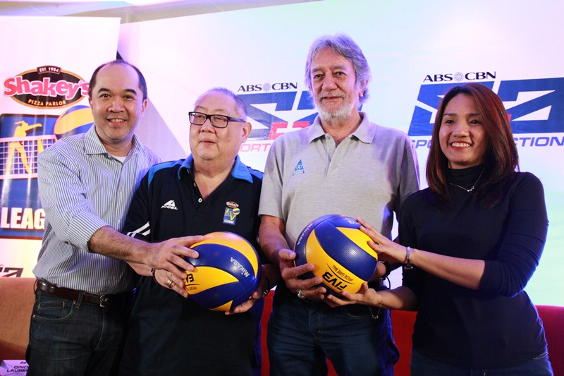 Shakey's V-League Reinforced Conference on S+A