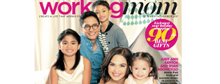 Prep for party season with 'Working Mom'