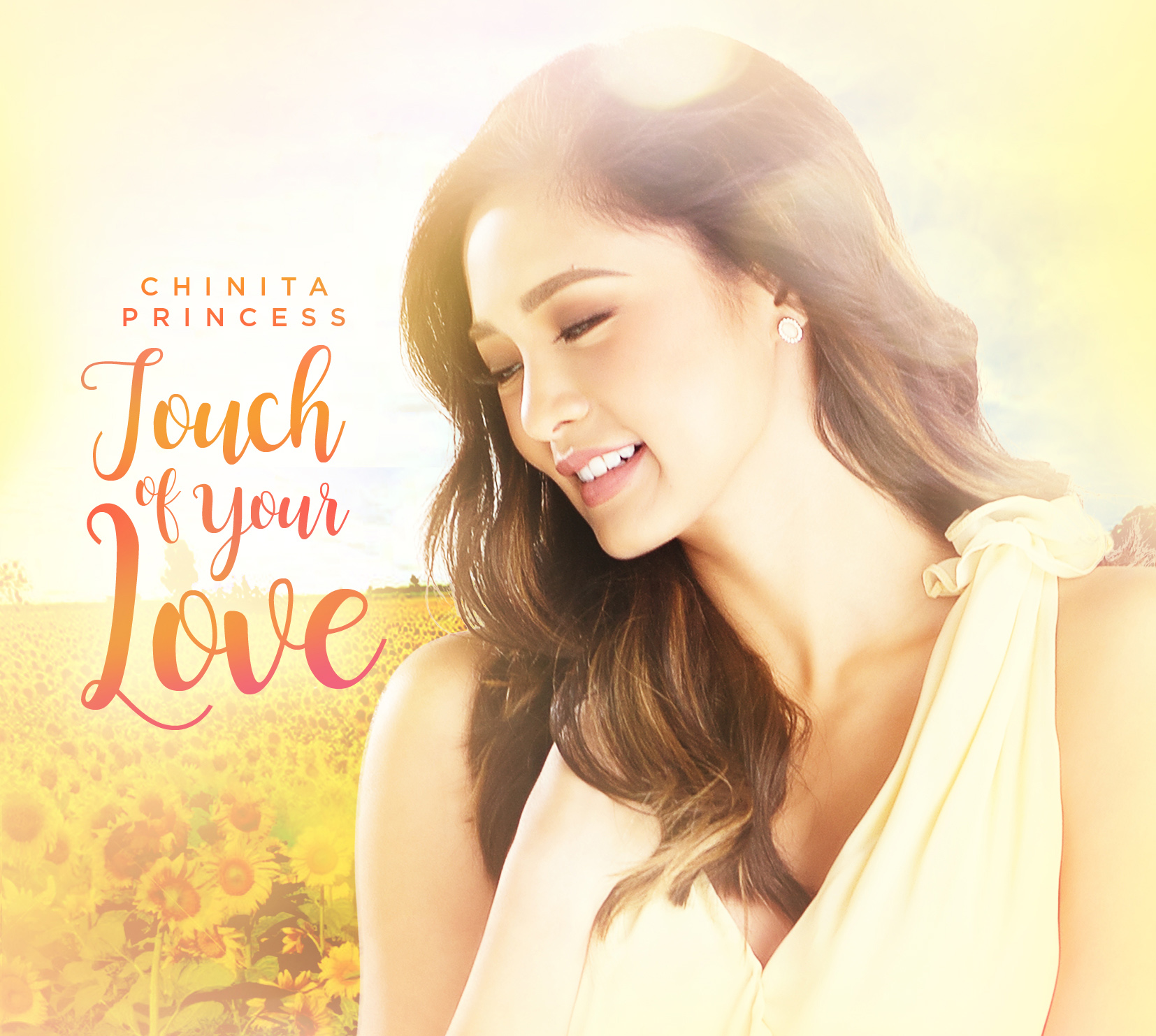 Chinita Princess Touch of Your Love album cover