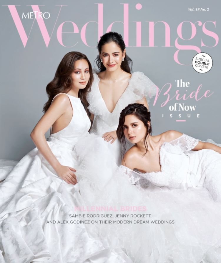 'Metro Weddings': Meet the 'The Brides of Now'