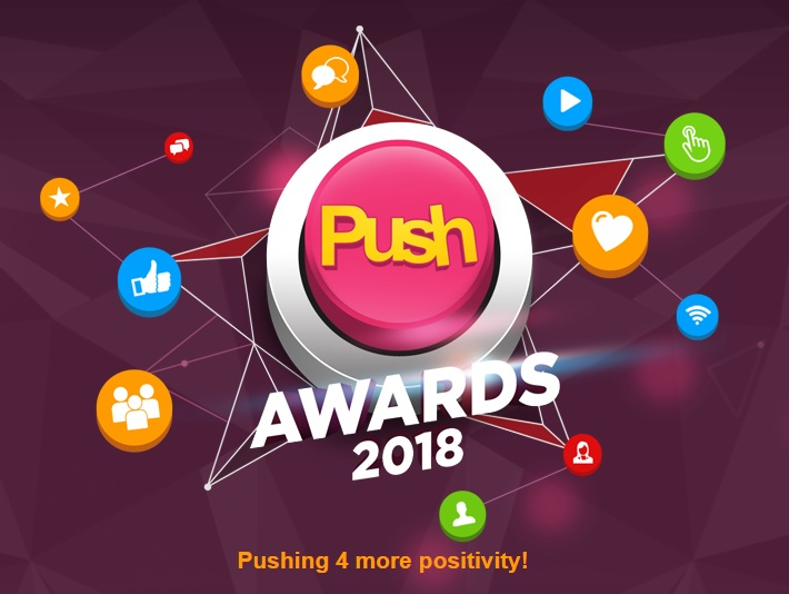 Push Awards pushes for social media positivity in 4th year