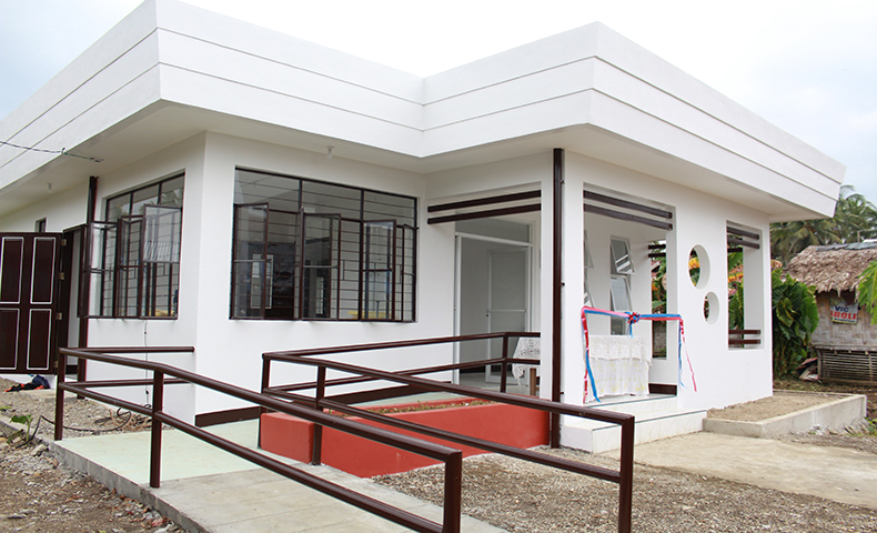 The BHS in Brgy. Malino is expected to benefit 3,202 people in seven barangays