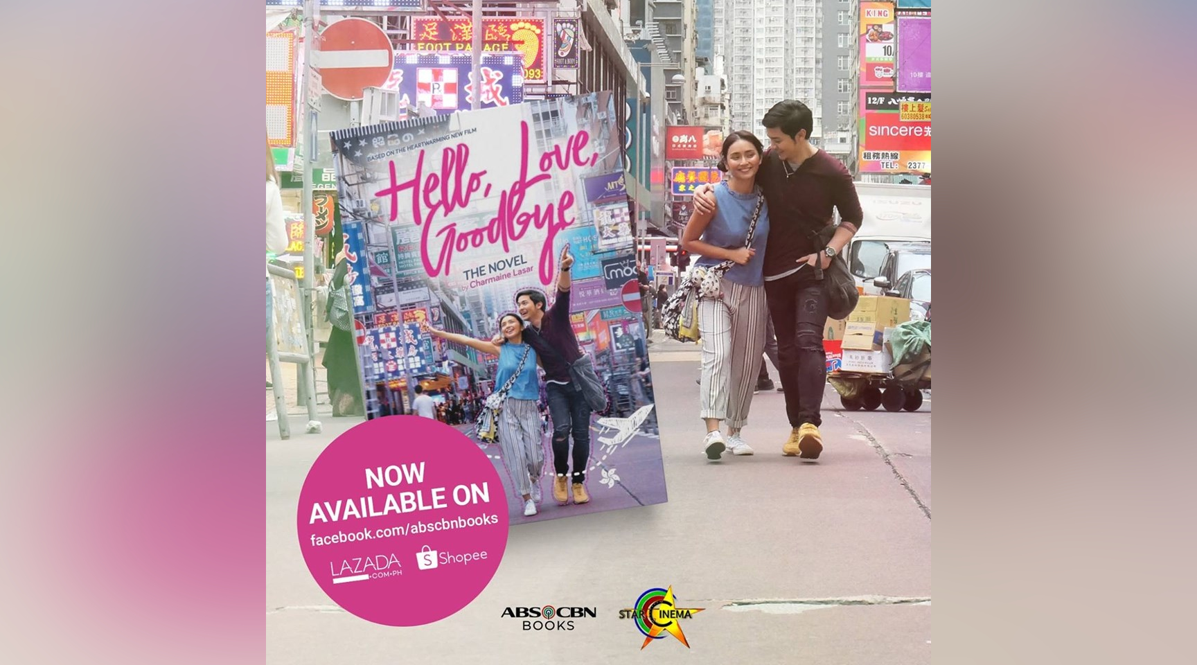 Dip into Joy and Ethan's journey in 'Hello, Love, Goodbye' book