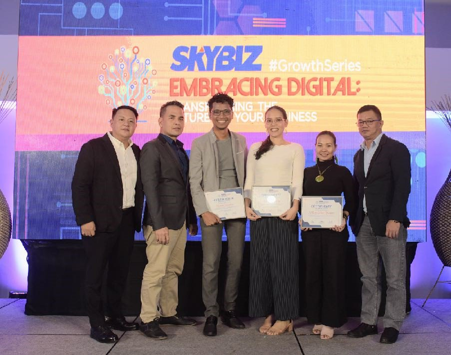 SKYBIZ empowers women, online businesses in latest Growth Series talks