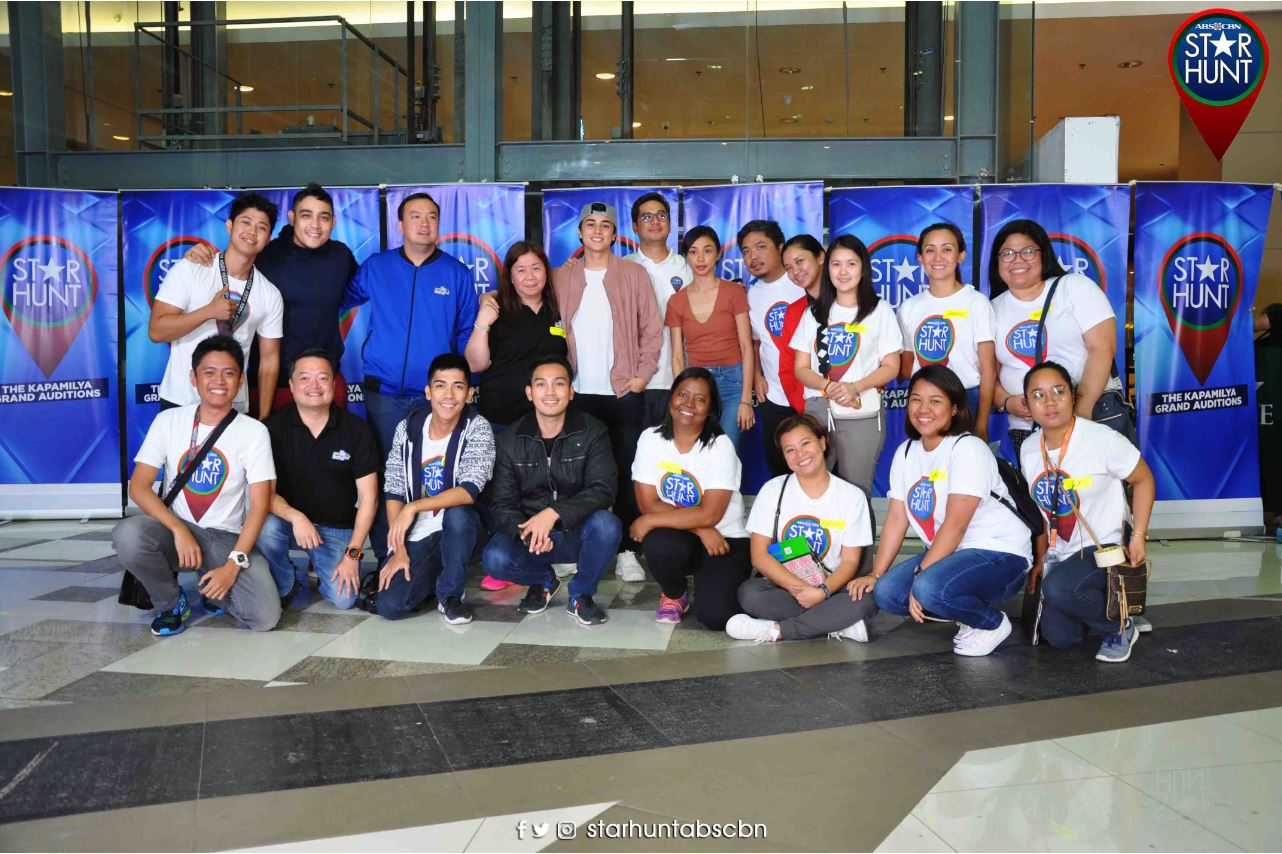iWant Team, ABS-CBN